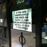 Free Dry Cleaning for the Jobless in Portland Oregon